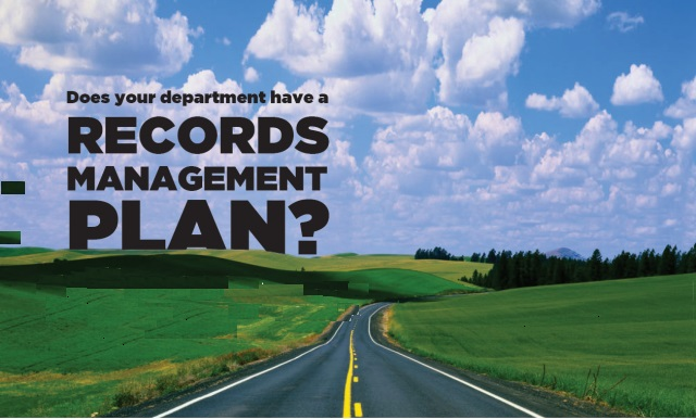 Records Management Plan