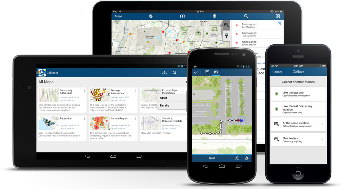 ArcGIS Mobile 2
