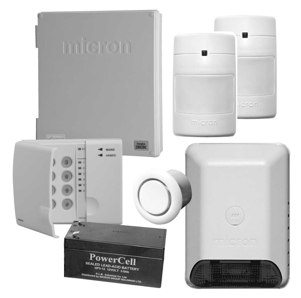 System alarm operation