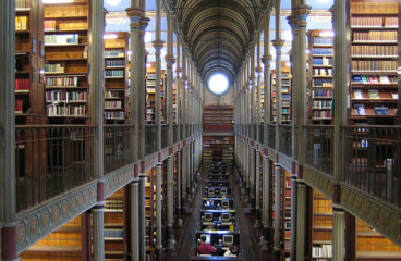 Panting and Out of Breath: Is the Librarian struggling to catch up?