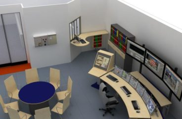 CCTV System Operator & Control Room Management