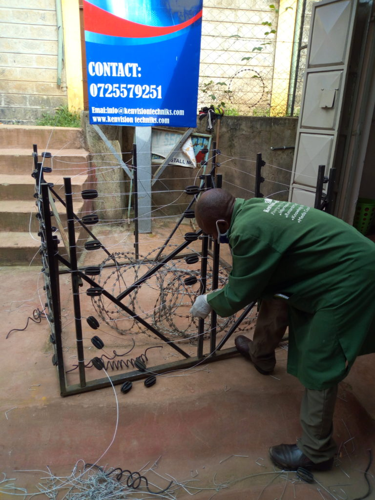 Practical Electric Fencing Specialist Skills