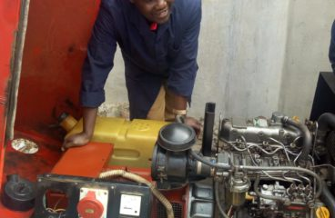 Generator Repair & Emergency Power maintenance training