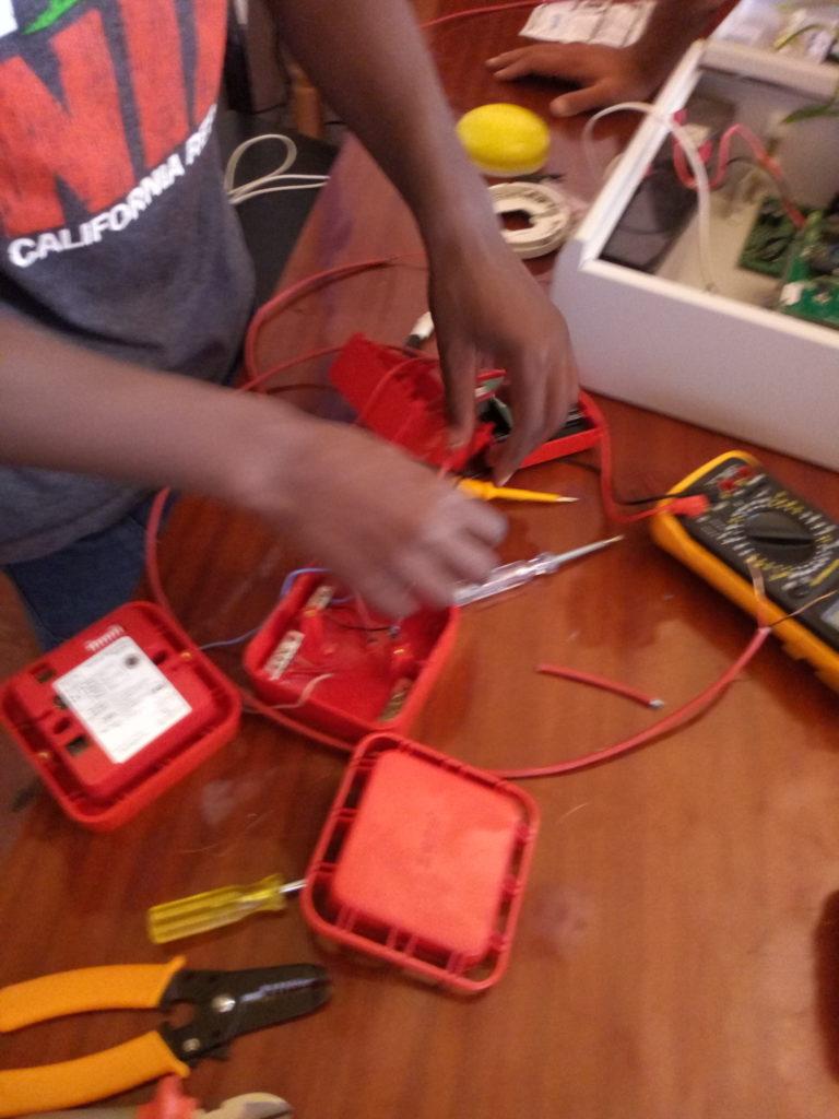 Fire Detection, Suppression & Alarm System Installation-1
