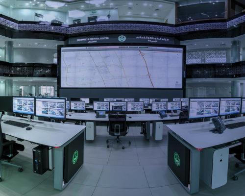 control room design