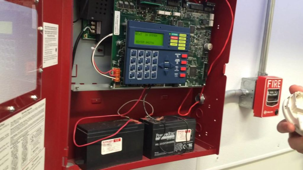 Fire Detection, Suppression & Alarm System Installation Training