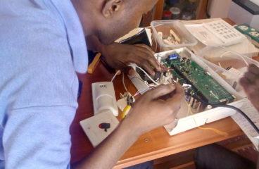 Burglar Alarm Specialist Installation Training