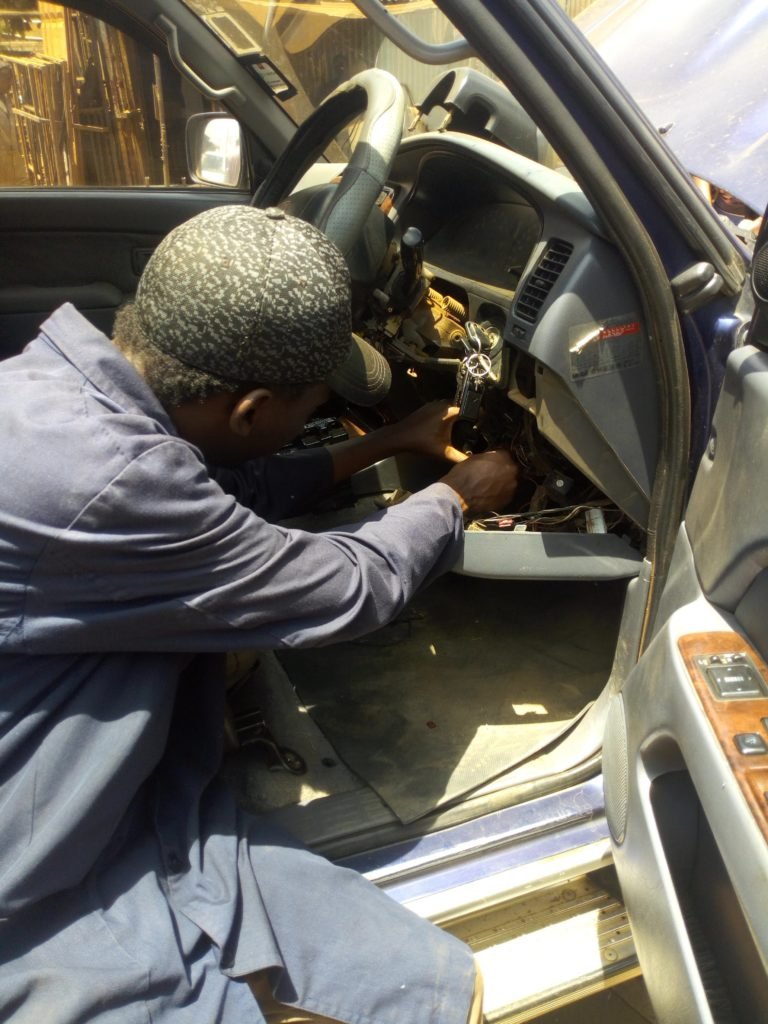 Automotive Key Programming & Duplication Skills