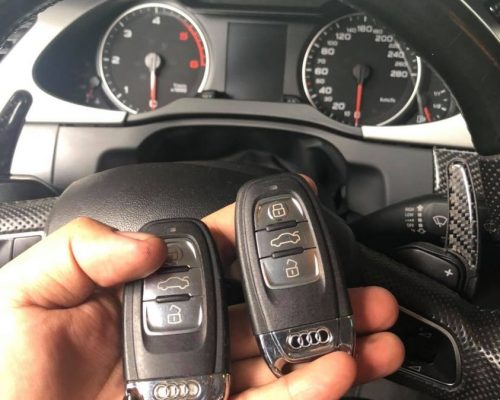 Car Key set