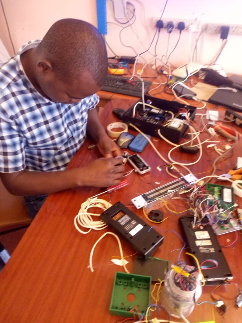 Programming access control