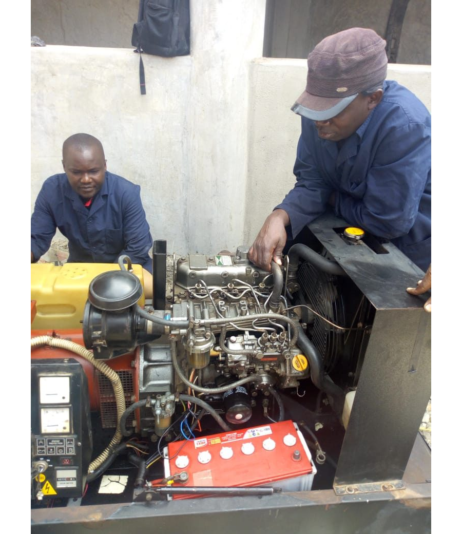 Emergency Generator Repair Skills