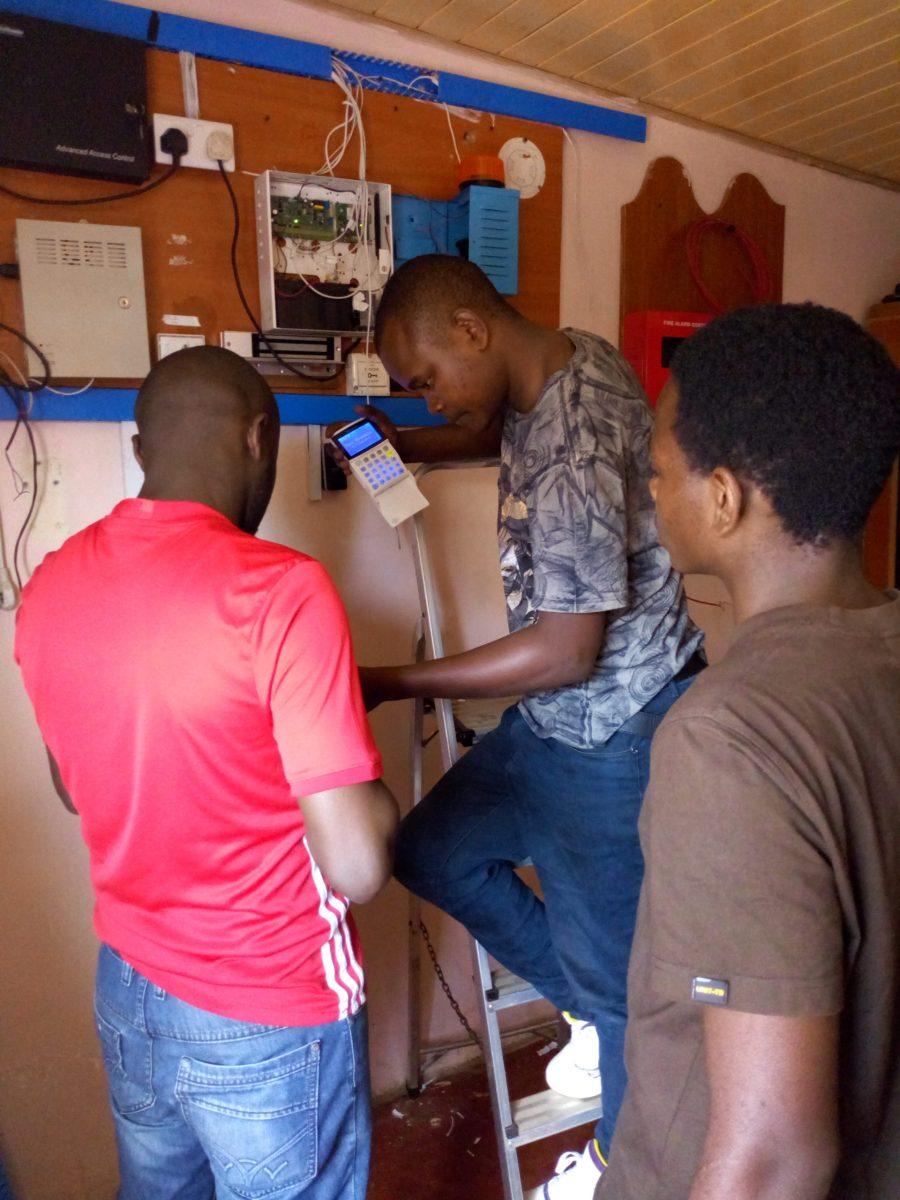 Intrusion & Burglar Alarm Design, installation & Maintenance Skills