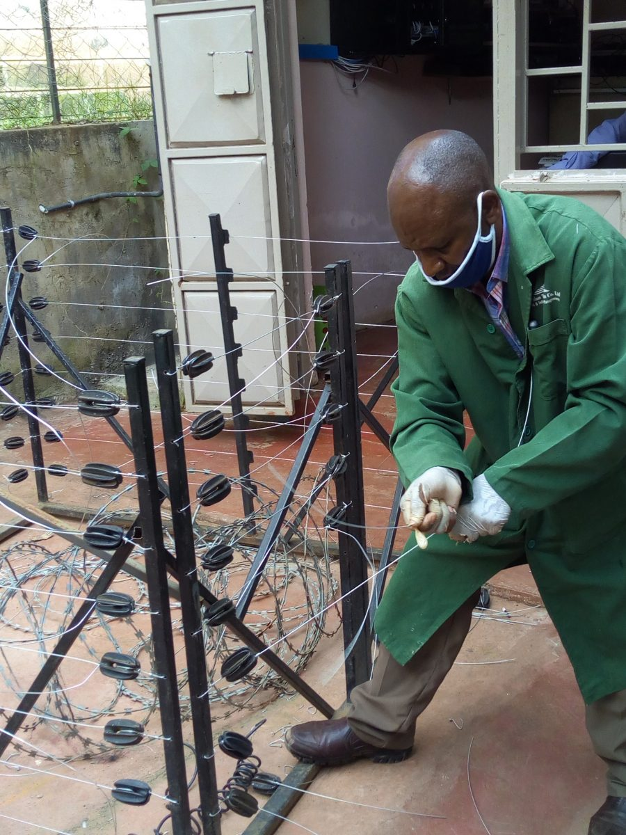 Electric Fence Construction, Installation & Maintenance