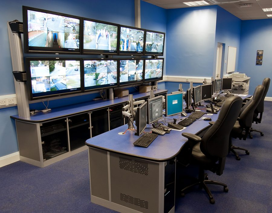 CCTV Operation & Control Room Management